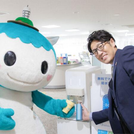 神奈川県 藤沢市「プラスチックごみ削減の推進に関する協定」を締結