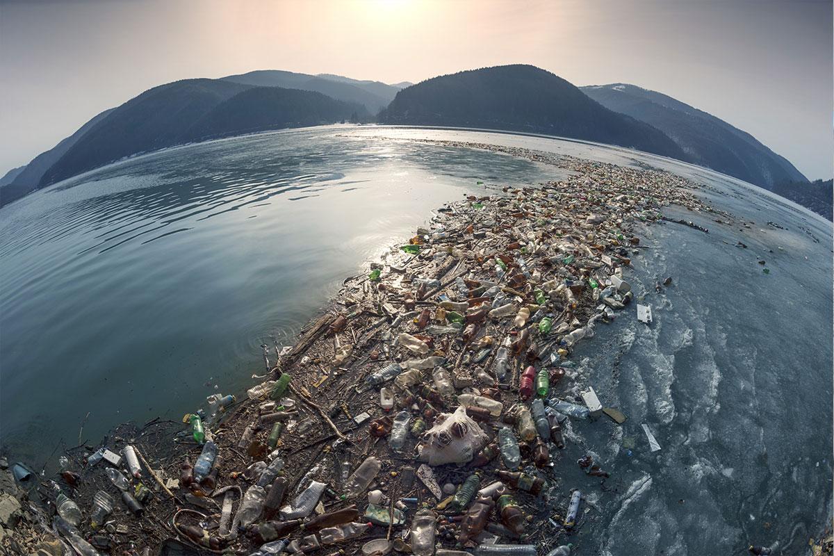 プラスチックごみの行方